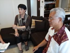 RBCテレビ「沖縄BON!!」取材 -沖縄で広告PR・プロモーションのご相談は株式会社arts(アーツ)-